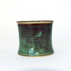 Beurrier à eau cintré, Brun vert