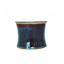 Beurrier à eau cintré, Brun bleuté