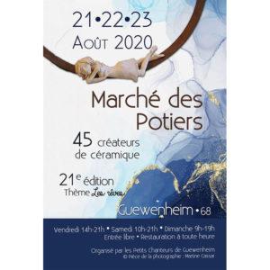 Marché des potiers de Guewenheim 2021